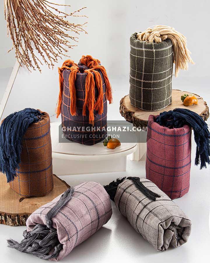 چگونه شال و روسری پاییزی خود را استایل کنیم؟